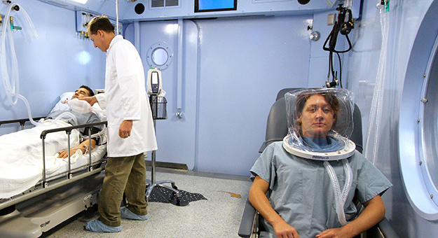 ucsd health studying oxygen therapy