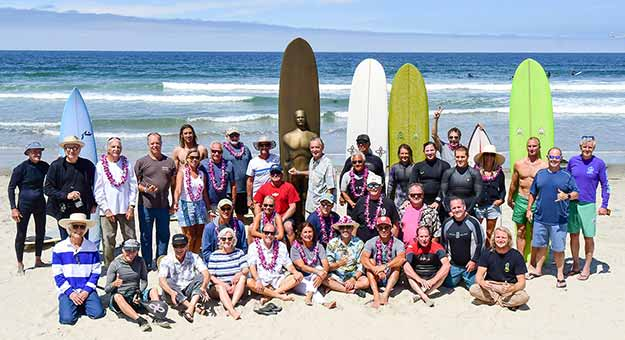 2019 Luau and Legends of Surfing Invitational.