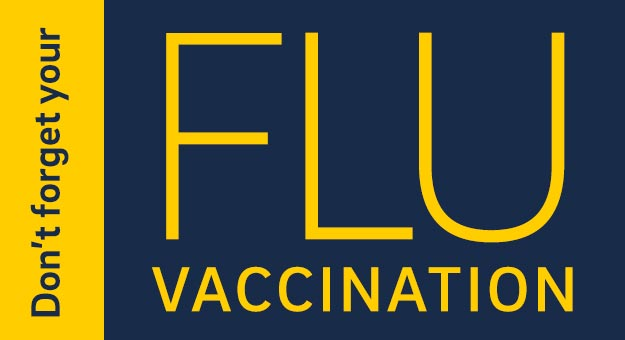 flu vaccination required.