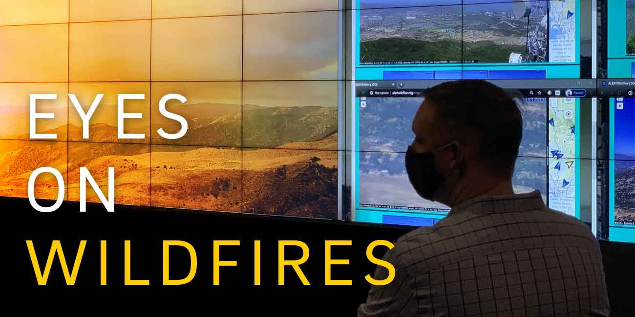 Eyes on Wildfires.