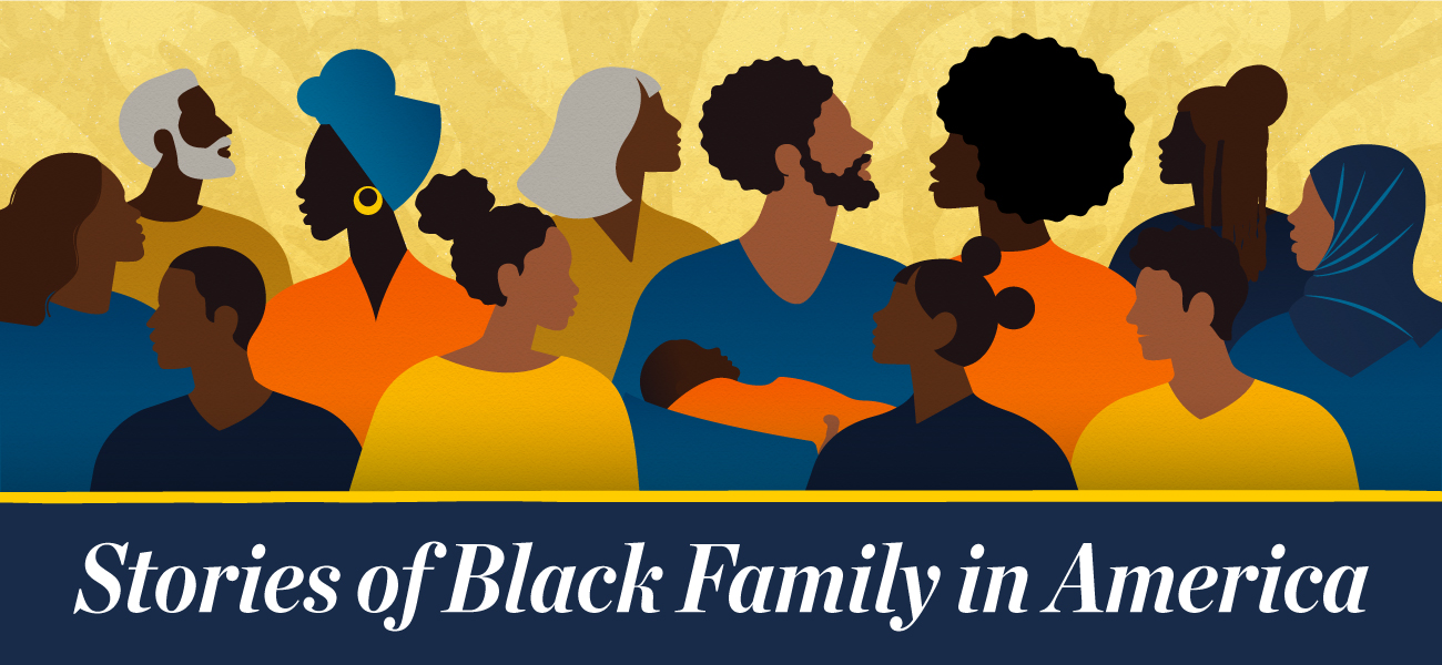 Stories of Black Family in America.