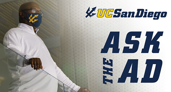 UC San Diego Ask the AD.