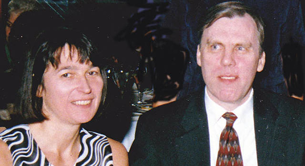 Cathy and Richard Tryon