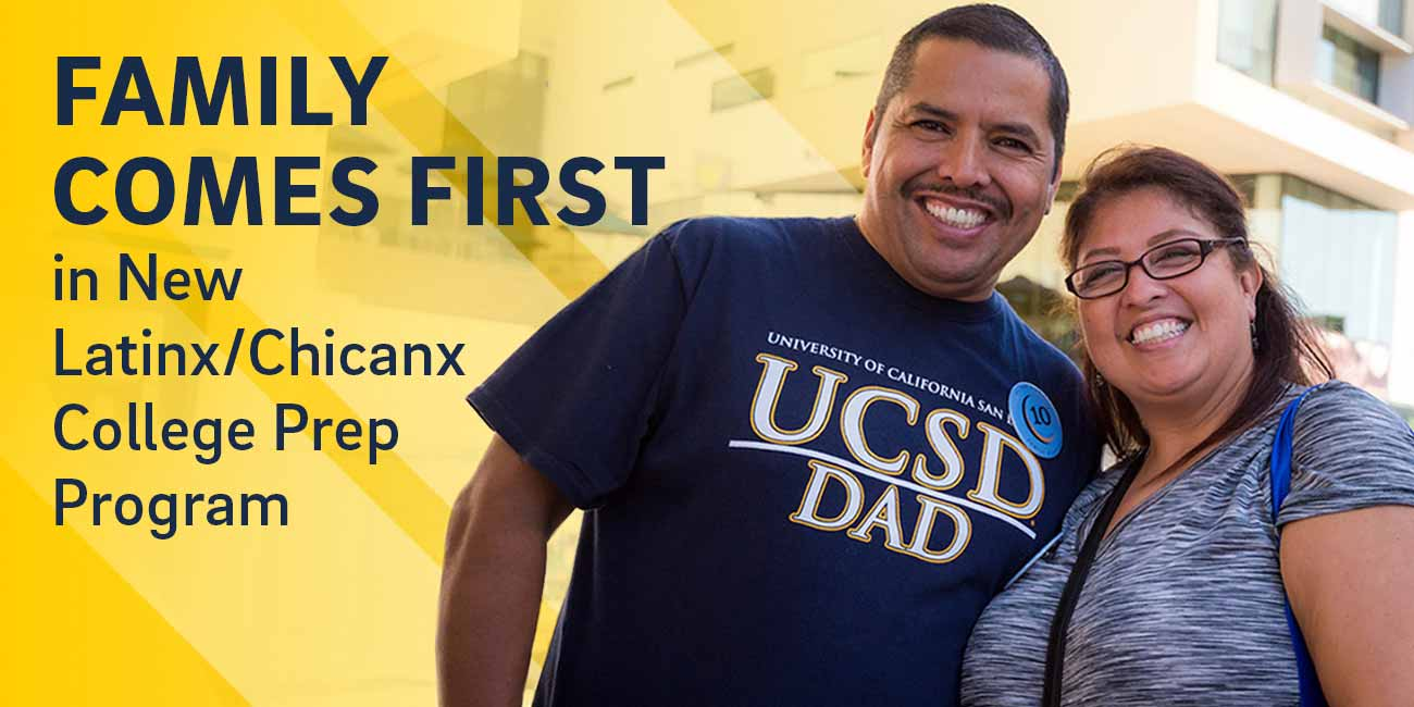 Family Comes First in New Latinx/Chicanx College Prep Program.